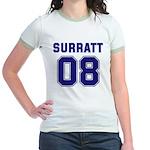 Surratt 08 Jr. Ringer T-Shirt