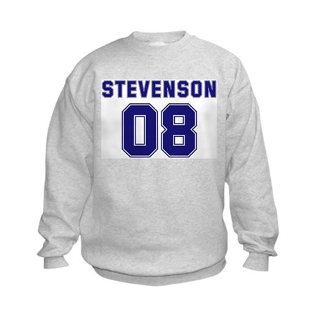 Stevenson 08 Kids Sweatshirt