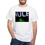 Rule 9 nRe:verse White T-Shirt