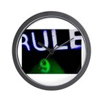 Rule 9 nRe:verse Wall Clock