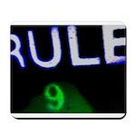 Rule 9 nRe:verse Mousepad