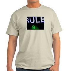 Rule 9 nRe:verse Ash Grey T-Shirt
