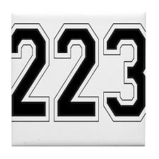 223 Tile Coaster
