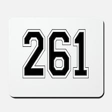 261 Mousepad