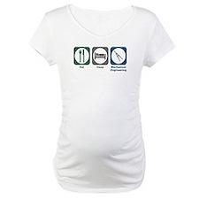 Eat Sleep Mechanical Engineering Shirt