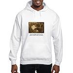 Beauty - the Lacemaker Hooded Sweatshirt