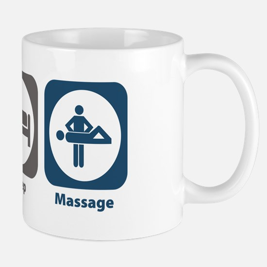 Eat Sleep Massage Mug