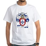 Sole Family Crest White T-Shirt
