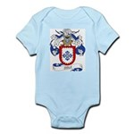 Sole Family Crest Infant Creeper