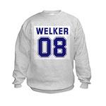 WELKER 08 Kids Sweatshirt