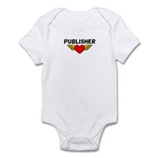 Publisher Infant Bodysuit