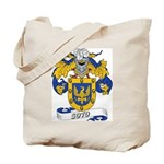 Soto Family Crest Tote Bag
