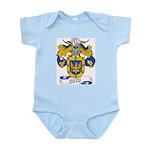 Soto Family Crest Infant Creeper