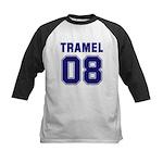 Tramel 08 Kids Baseball Jersey