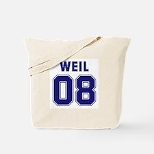 WEIL 08 Tote Bag