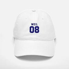 WEIL 08 Baseball Baseball Cap