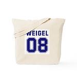 WEIGEL 08 Tote Bag