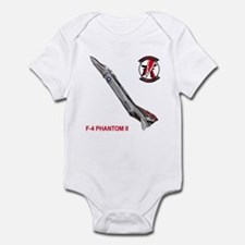 VF-161 Chargers Infant Bodysuit