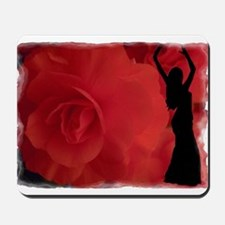 Rose Belly Dancer Mousepad