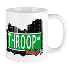 THROOP AV, BROOKLYN, NYC Mug