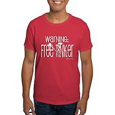 Warning: Free Tinker Tee