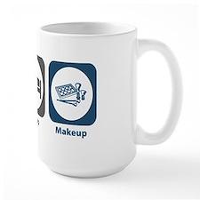 Eat Sleep Makeup Mug