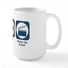 Eat Sleep Make-Up Artist Mug