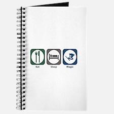 Eat Sleep Magic Journal
