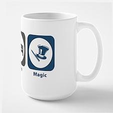 Eat Sleep Magic Large Mug