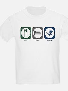 Eat Sleep Magic T-Shirt
