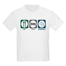 Eat Sleep Lunchboxes T-Shirt