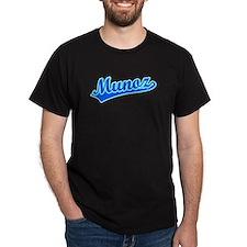 Retro Munoz (Blue) T-Shirt