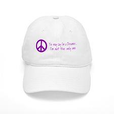Imagine Peace Sign Baseball Cap