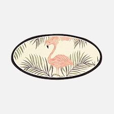 Vintage Flamingo Patch