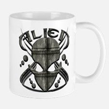 Alienwear Vector Design 21 Mug