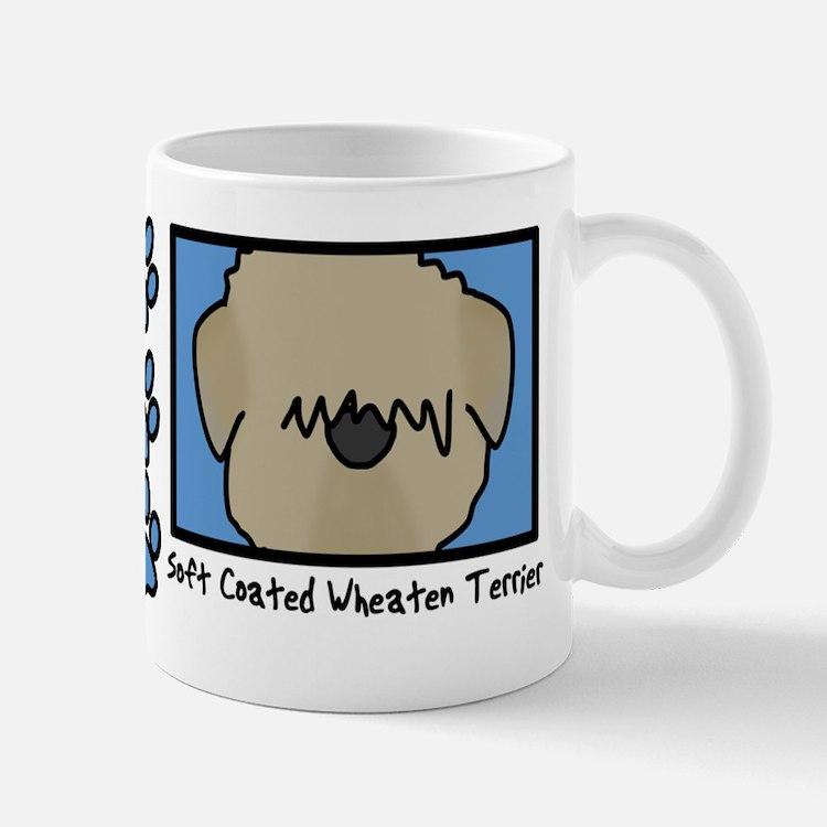 Anime Wheaten Terrier Mug