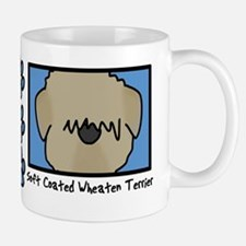 Anime Wheaten Terrier Small Small Mug