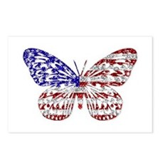 American Butterfly Postcards (Package of 8)