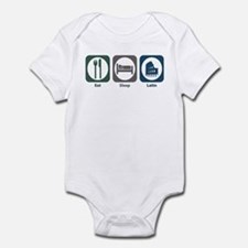 Eat Sleep Latin Onesie