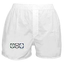 Eat Sleep Landscape Boxer Shorts