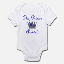 Prince Infant Bodysuit