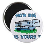 How big is yours? Magnet