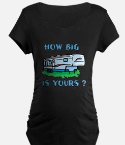 How big is yours? T-Shirt