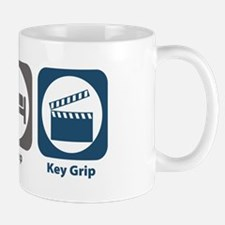 Eat Sleep Key Grip Mug