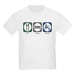 Eat Sleep Kendo T-Shirt