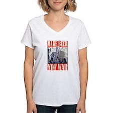 Make Beer Not War Shirt