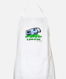 Drop A House On You BBQ Apron