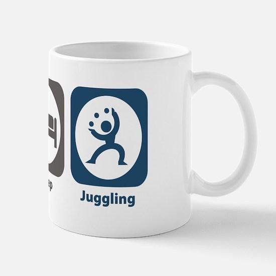 Eat Sleep Juggling Mug