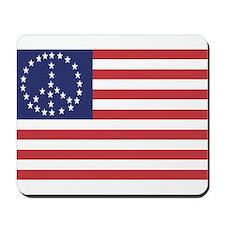 Peace Flag Mousepad