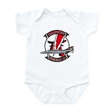 Cute F14 Infant Bodysuit
